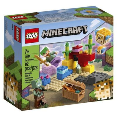 Lego-Minecraft---The-Coral-Reef-21164