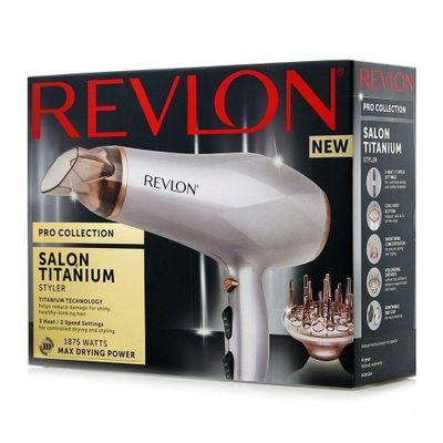 Secador-Para-Cabello-Titanio---Revlon