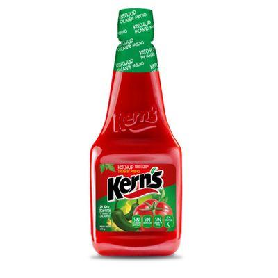 Kerns-Ketchup-Picante-Medio-375Gr---Kerns
