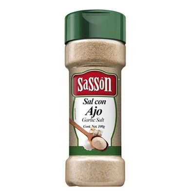 Sasson-Sal-De-Ajo-Polvo-100G