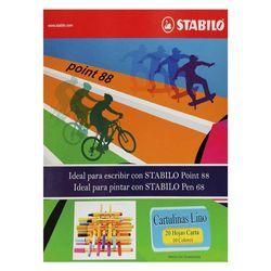 Stabilo-Block-Cartulina-Lino-20-Hojas-Carta