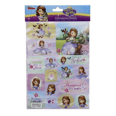 Blister-2-Stickers-Princesita-Sofia---Granmark