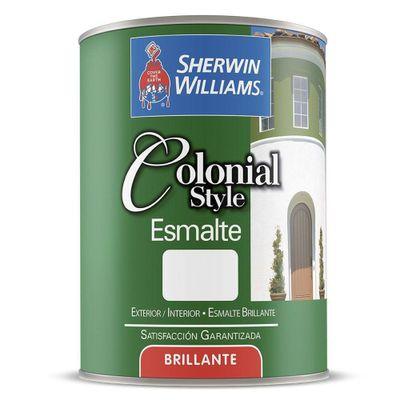 Colonial-Style-Esmalte-Brillante-Base-Ultra-Deep-1-4-Gal---Sherwin-Williams