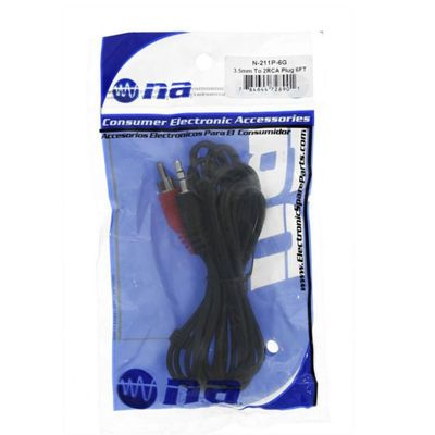 Cable-Rca-3.5-Mm-Nippon-America