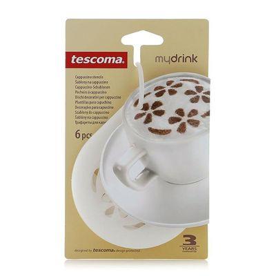 Moldes-Para-Cappuccino-Set-6---Tescoma
