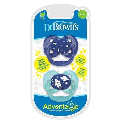 Pepe-Advantage-Azul-2-Pack---Dr.-Browns-Varios-Tamaños
