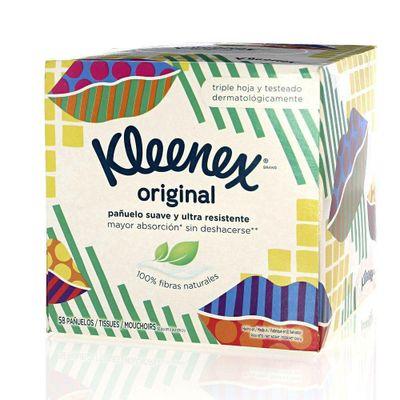Pañuelos-En-Cubo-Hoja-Doble---Kleenex