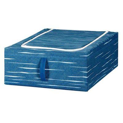 Caja-Bajo-Cama-Azul-Lineas---Elements