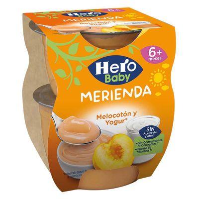 -Hero-Baby--Merienda-Melocoton-Y-Yogur