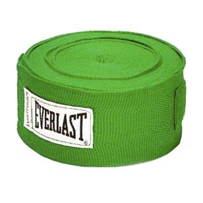 Venda-De-Boxeo-180-Con-Spandex-Verde---Everlast