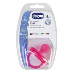Chupete-Todogoma-Soft-Silicon-Rosa---Chicco-Varios-Tamaños