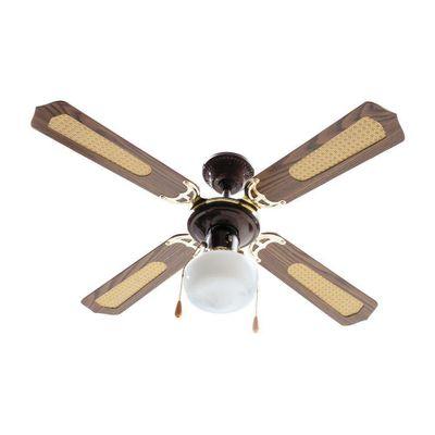 Ventilador-Decorativo-4-Aspas-De-42--Con-1-Luz--Brisa