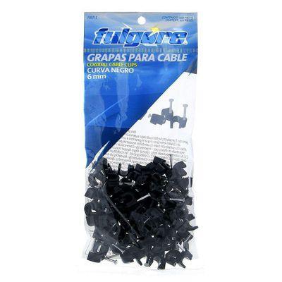 Grapa-Con-Clavo-6Mm-Fulgore-Negro---Fulgore