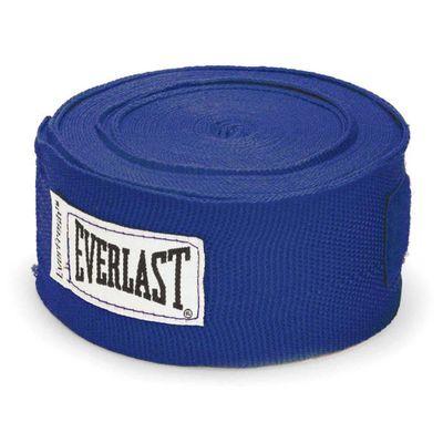 Venda-De-Boxeo-180-C-Spandex-Azul---Everlast