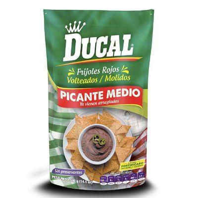 Frijoles-Volteados-Rojo-Picante-14-Oz---Ducal