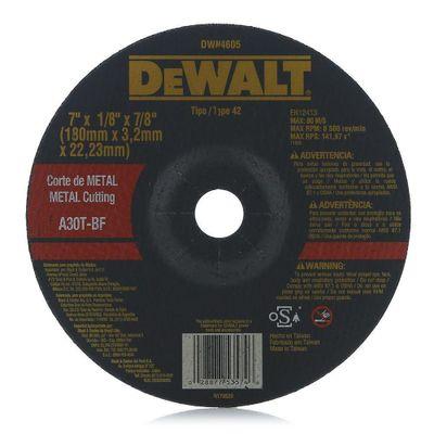 Disco-Corte-Metal-7-Plg-3.2Mm---Dewalt