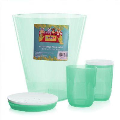 Set-4-Accesorios-Para-Baño---Koala-Varios-Colores