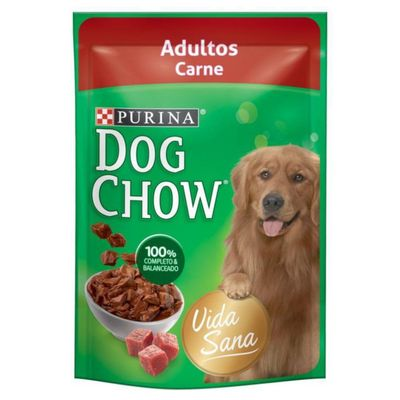 Dog-Chow-Pouch-Adulto-Carne---Dog-Chow