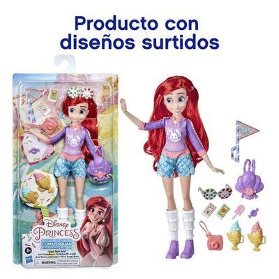 Disney-Princesas---Comfy-Squad-Story-Set-Surtido