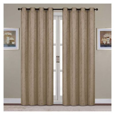 Cortina-Shirley-Taupe-137X228-Cm---Home-Accents