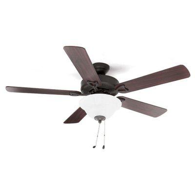 Ventilador-De-Techo-Decorativo-Para-Interior-Deluxe-5-Aspas-De-52-Plg-1Bombillo-Varios-Colores
