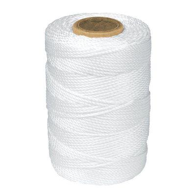 Rollo-De-Lazo-De-Fibra-Sintetica-30-Mts-Extra-Fino-Color-Blanco---Truper