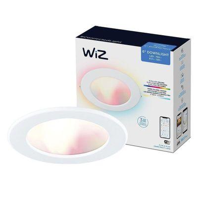 Bombillo-Led-Wifi-Wiz-Downlight-6-Colo---Wiz