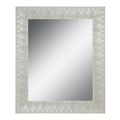 Espejo-40X50-Cm-Plateado---Flor-De-Liz