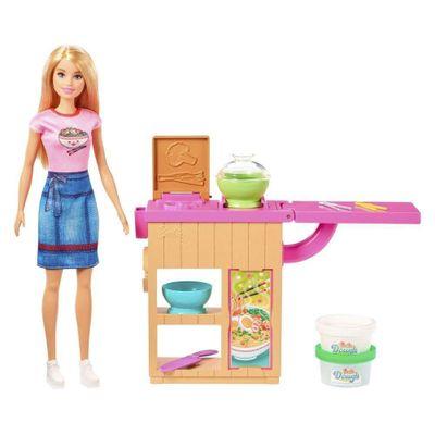 Barbie---Cocina-De-Fideos