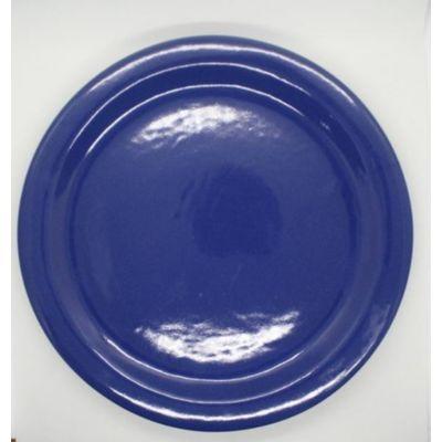 Plato-Cena-27-Cm-S-Con-Orilla-Azul