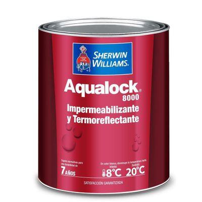 Aqualock-Imper-8000-1-Gal-Verde---Sherwin-Williams