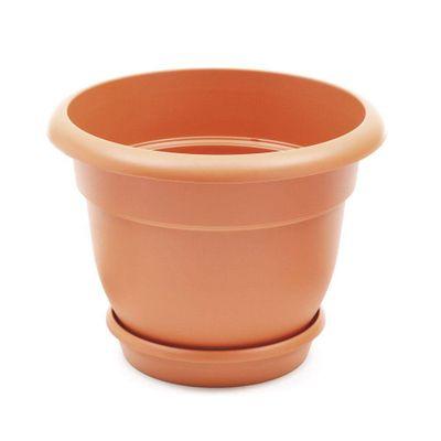 Maceta-De-Plastico--6-Para-Jardin-Color-Terracota---Spartaplast