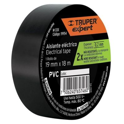 Cinta-De-Aislar-19Mm-X-18M-Truper-Expert---Truper