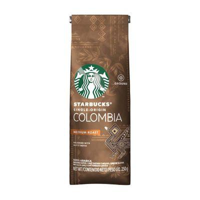Cafe-Tostado-Y-Molido-Colombia-Tueste-Medio-Bolsa-250g---Starbucks