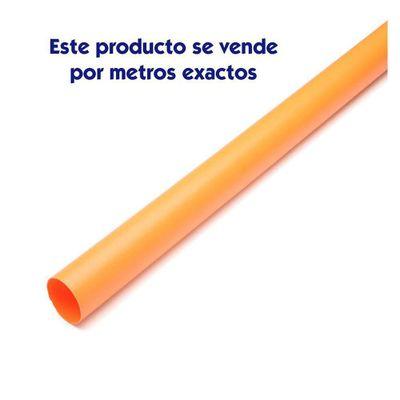 Tubo-De-Drenaje-2-X-1-M-Color-Naranja---Durman-Esquivel