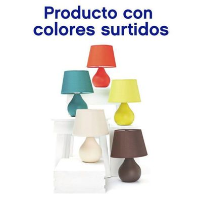 Lampara-De-Mesa-Varios-Colores-1Bombillox60Wmax---Zlumini