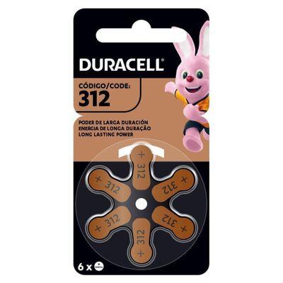 Duracell-Specialbat-312-6U
