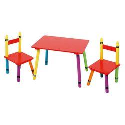 Set-De-Mesa-Con-2-Sillas-En-Forma-De-Crayones---Koala