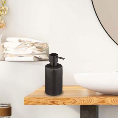 Dispensador-Ceramica-Negro-Mate
