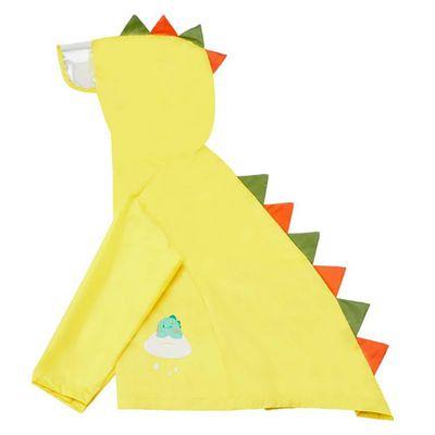 Capa-Para-Lluvia-Dino-Amarillo-6-7-Años---Koala