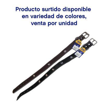 Collar-De-Cuero-Para-Perro-56-Cm---Dog-Lovers