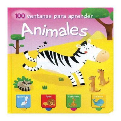 Los-Animales-100-Ventanas-Para-Aprender