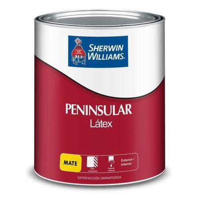 Peninsular-Latex-Mate-Marfil-Crema-1-Gal---Sherwin-Williams