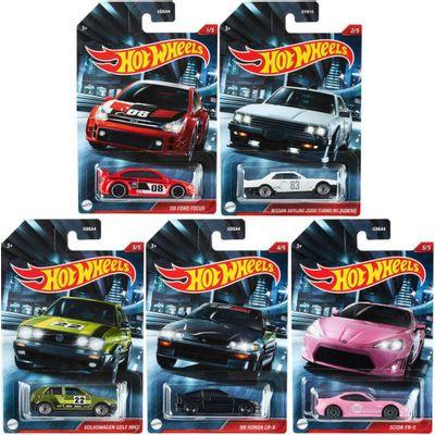 Hw-Themed-Automotive-Cult-Racers---Hot-Wheels