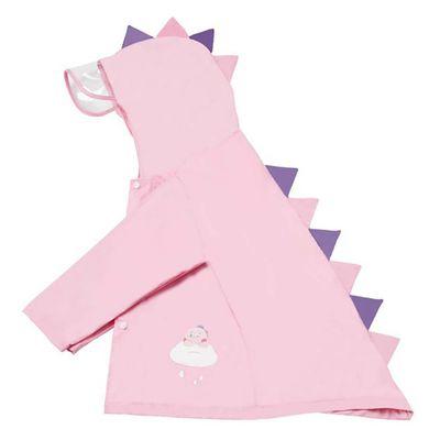 Capa-Para-Lluvia-Dino-Rosa-5-6-Años---Koala