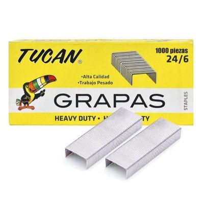 Grapas-Alta-Calidad-1000-Unidades---Tucan