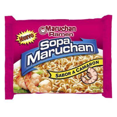 Sopa-Instantanea-Maruchan-Camaron-Bolsa-85G---Maruchan