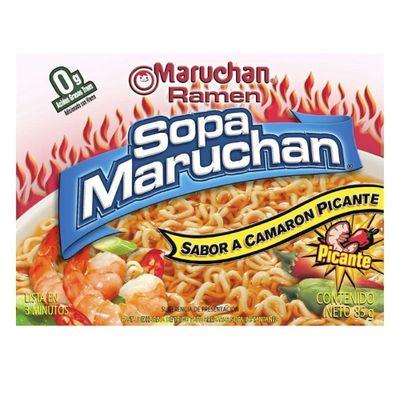 Sopa-Instantanea-Maruchan-Camaron-Picante-Bolsa-8---Maruchan