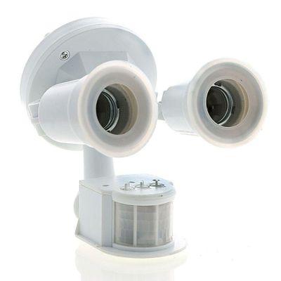 Reflector-Con-Sensor-Sin-Bomb-10M-Blanco---Volteck