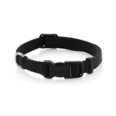 Collar-De-Nylon-20-30-Cm-X-1-Cm-Coastal-Negr